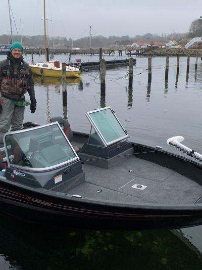 Ranger Båd Fiskeplatform Boattrip Havørred Bådfiskeri